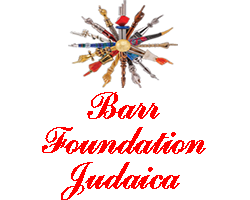 Barr Foundation Judaica Log